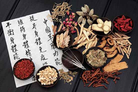 Chinese Herbal Medicine Practitioner